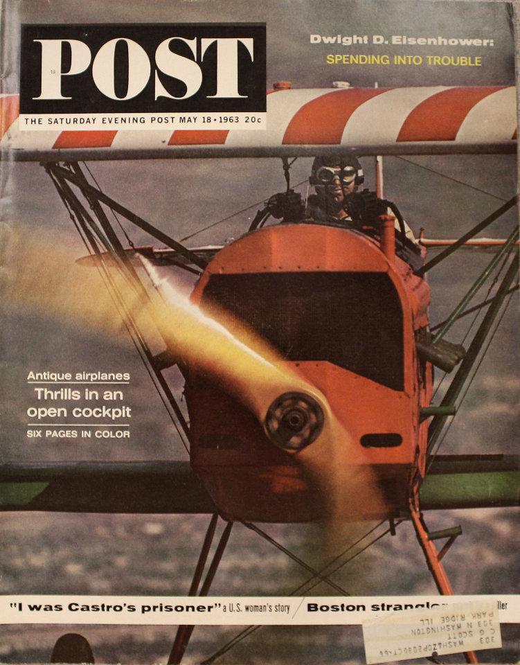 The Saturday Evening Post Vol. 236 No. 19