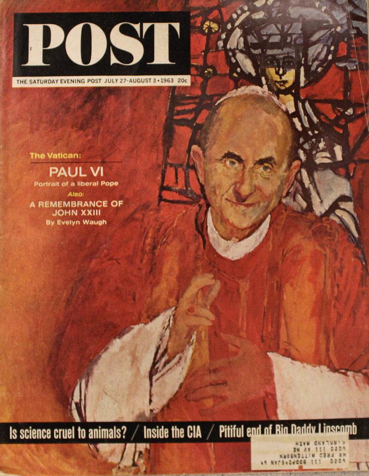 The Saturday Evening Post Vol. 236 No. 27