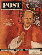 The Saturday Evening Post Vol. 236 No. 27 Magazine