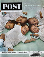 The Saturday Evening Post Vol. 237 No. 2 Magazine