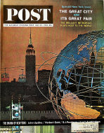 The Saturday Evening Post Vol. 237 No. 20 Magazine
