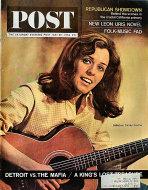The Saturday Evening Post Vol. 237 No. 21 Magazine