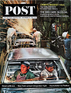 The Saturday Evening Post Vol. 237 No. 32 Magazine