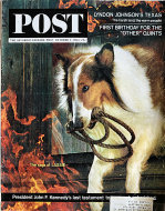 The Saturday Evening Post Vol. 237 No. 34 Magazine
