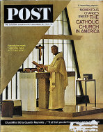The Saturday Evening Post Vol. 237 No. 42 Magazine