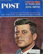 The Saturday Evening Post Vol. 238 No. 16 Magazine