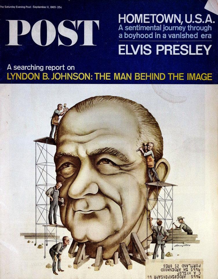 The Saturday Evening Post Vol. 238 No. 18