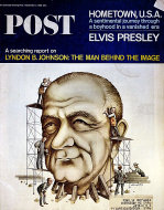 The Saturday Evening Post Vol. 238 No. 18 Magazine