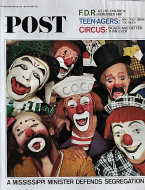 The Saturday Evening Post Vol. 238 No. 7 Magazine