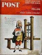 The Saturday Evening Post Vol. 239 No. 1 Magazine