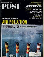 The Saturday Evening Post Vol. 239 No. 21 Magazine