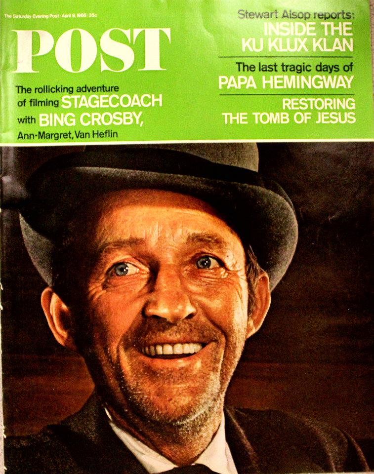 The Saturday Evening Post Vol. 239 No. 8
