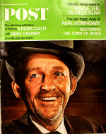 The Saturday Evening Post Vol. 239 No. 8 Magazine