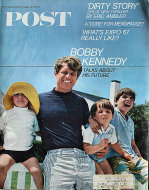 The Saturday Evening Post Vol. 240 No. 17 Magazine