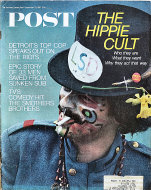 The Saturday Evening Post Vol. 240 No. 19 Magazine