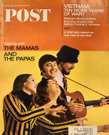 The Saturday Evening Post Vol. 240 No. 6 Magazine