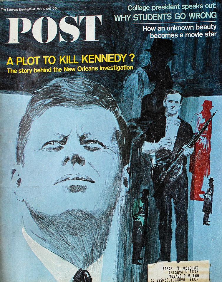 The Saturday Evening Post Vol. 240 No. 9