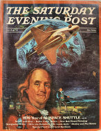 The Saturday Evening Post Vol. 245 No. 4 Magazine