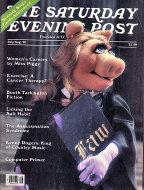 The Saturday Evening Post Vol. 253 No. 5 Magazine