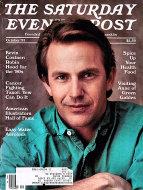 The Saturday Evening Post Vol. 263 No. 6 Magazine