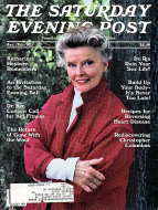 The Saturday Evening Post Vol. 264 No. 1 Magazine
