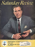 The Saturday Review April 20, 1968 Magazine