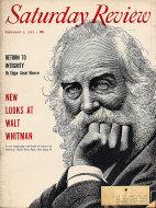 The Saturday Review Feb 5,1955 Magazine