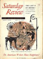 The Saturday Review Jul 15,1950 Magazine
