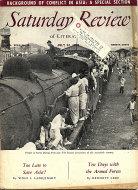 The Saturday Review Jul 22,1950 Magazine