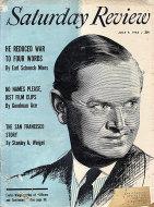 The Saturday Review Jul 9,1955 Magazine