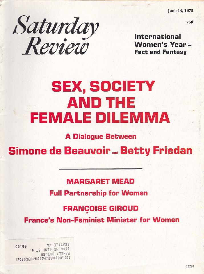 The Saturday Review Jun 14,1975