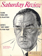 The Saturday Review May 22,1954 Magazine