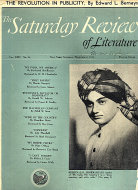 The Saturday Review Nov 1,1941 Magazine