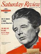 The Saturday Review Nov 27,1954 Magazine