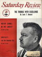 The Saturday Review Vol. XLIV No. 42 Magazine