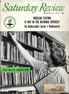 The Saturday Review Vol. XLIV No. 46 Magazine