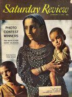 The Saturday Review Vol. XLV No. 1 Magazine