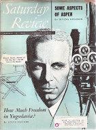 The Saturday Review Vol. XXXV No. 33 Magazine