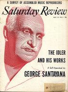 The Saturday Review Vol. XXXVII No. 20 Magazine