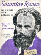 The Saturday Review Vol. XXXVII No. 27 Magazine
