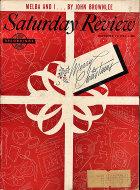 The Saturday Review Vol. XXXVII No. 52 Magazine