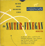 "The Sauter-Finegan Orchestra Vinyl 7"" (Used)"