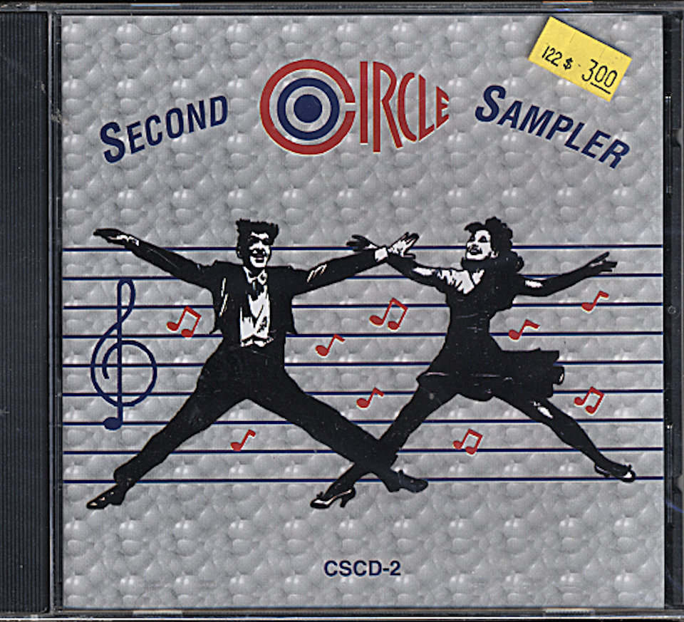 The Second Circle Compact Disc Sampler CD