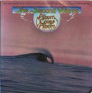 The Second Volume Album Cover Album Book