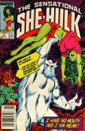 The Sensational She-Hulk Comic Book