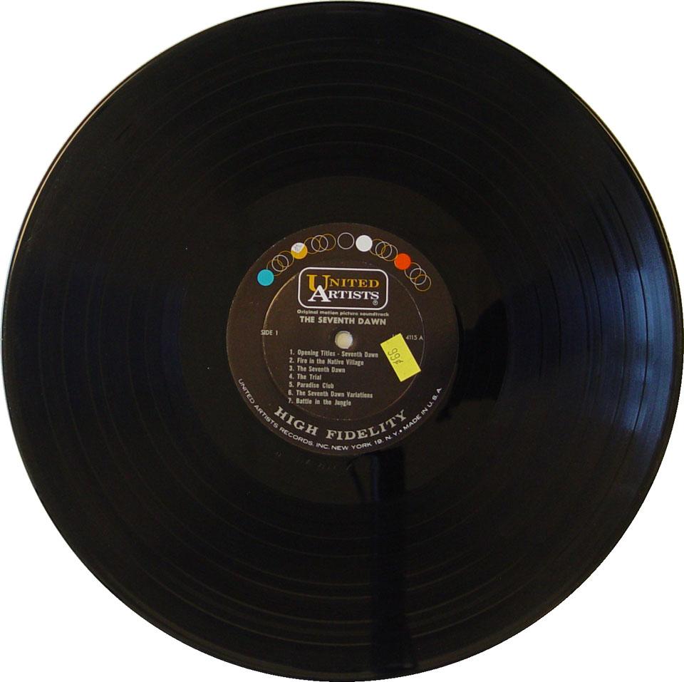 "The Seventh Dawn Vinyl 12"" (Used)"