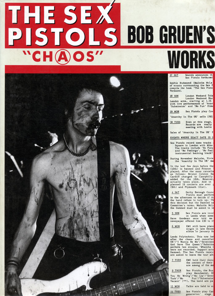 Sex Pistols Books 112