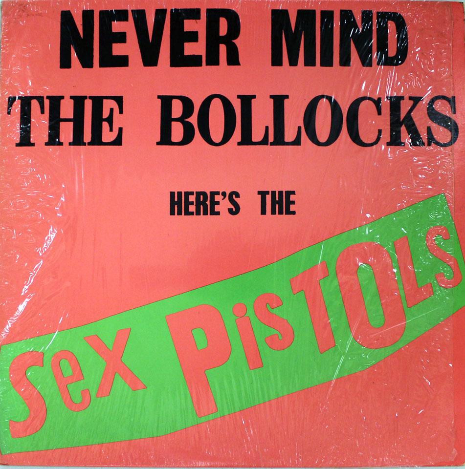 "The Sex Pistols Vinyl 12"" (Used)"