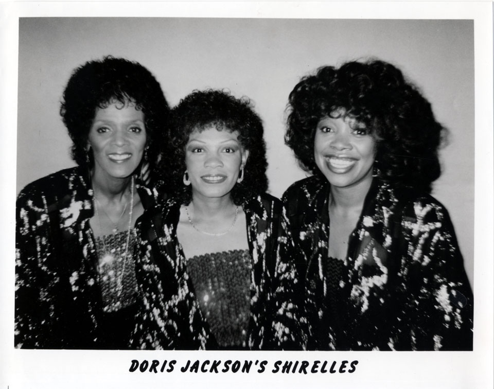The Shirelles Promo Print