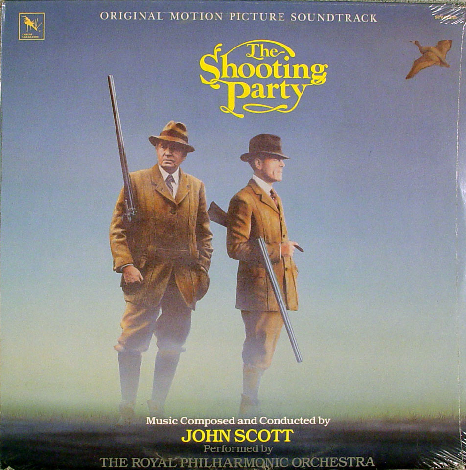 "The Shooting Party Vinyl 12"" (New)"